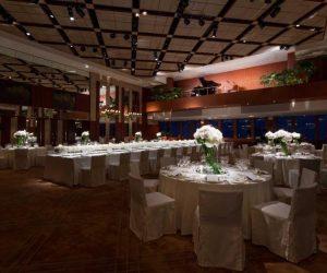 70~180名の婚礼予定の方へ<BR> 「ボールルーム」直前見学&<BR> ご相談会【日曜日開催】